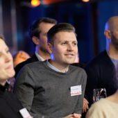 Christoph Heiliger bei der Fachtagung im Publikum