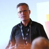 Bernd Belka auf der Fachtagung