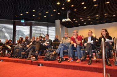 Zuhörer auf der IBIT Fachtagung