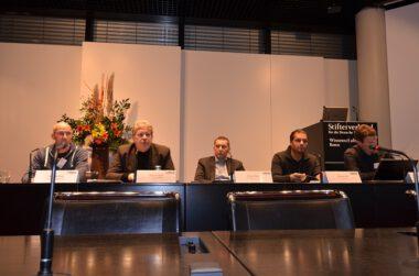 Verschiedene Redner auf der IBIT Fachtagung