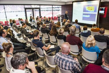 Ein Vortrag auf der IBIT Fachtagung