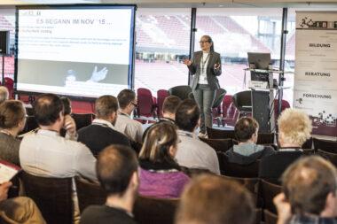 Ein Vortrag von Sabine Funk auf der IBIT Fachtagung