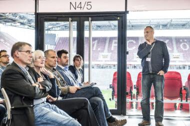 Publikum auf der IBIT Fachtagung