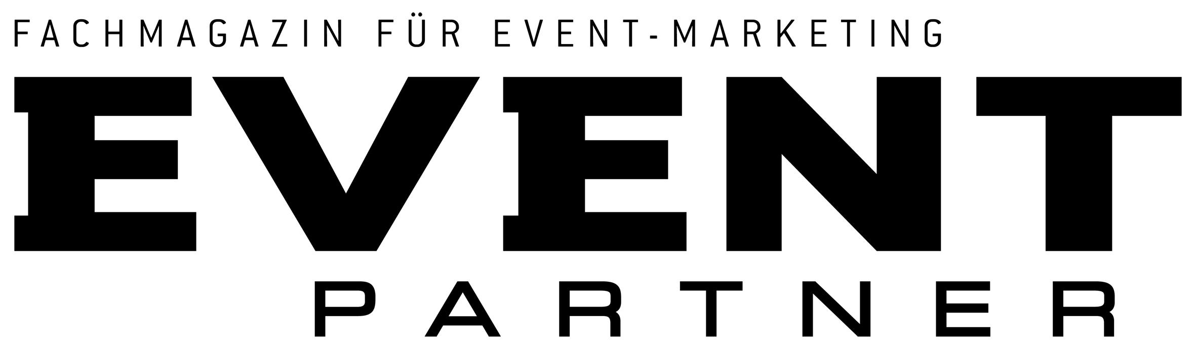 Das Logo von Event Partner