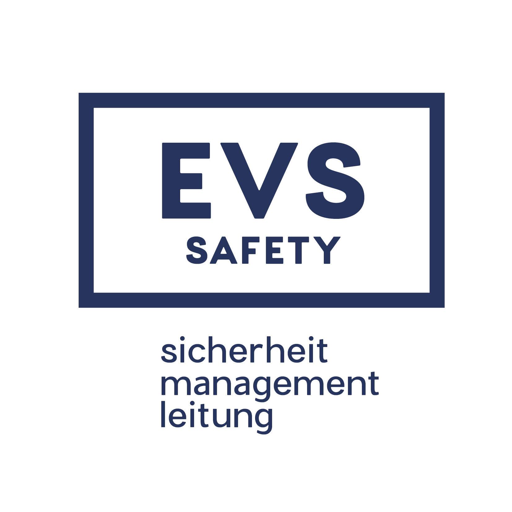 Das Logo von EVS Safety