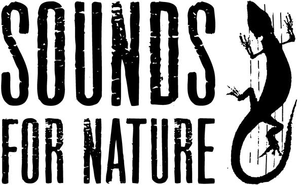 Das Logo von Sounds For Nature